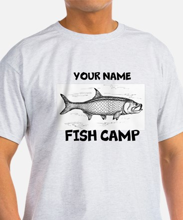 Custom Fish Camp T-Shirt