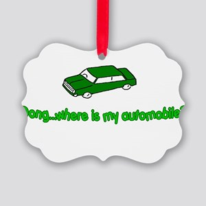 DONG - AUTOMOBILE Picture Ornament