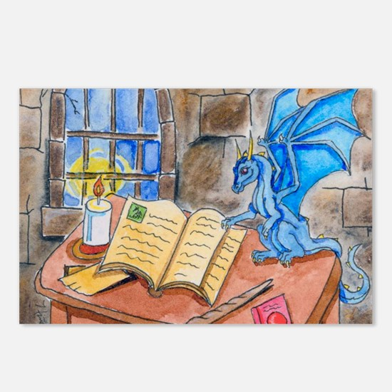 Wizards Keep Postcards (Package of 8)