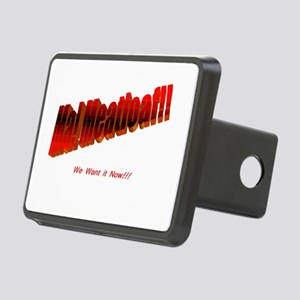 meatloaf Rectangular Hitch Cover