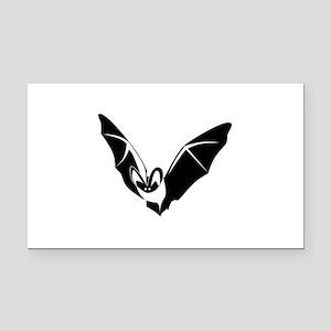 Bat Rectangle Car Magnet