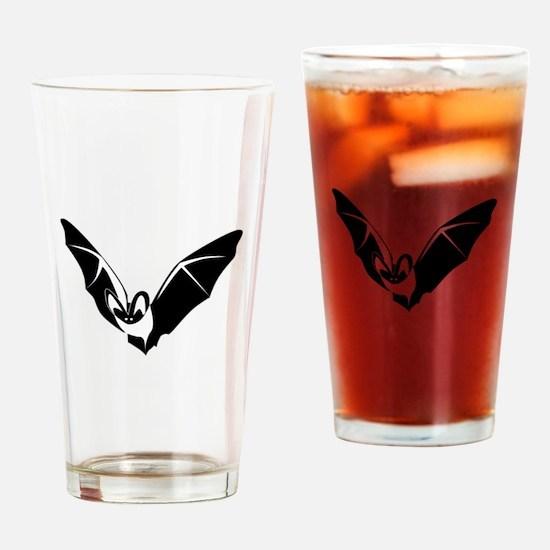Bat Drinking Glass