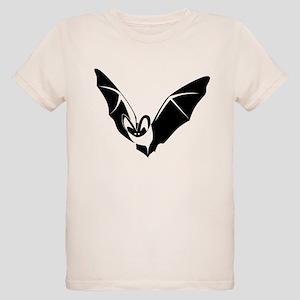 Bat Organic Kids T-Shirt