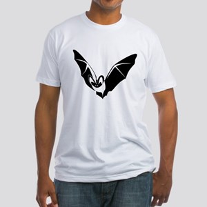 Bat Fitted T-Shirt