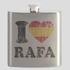 Rafa Faded Flag Flask