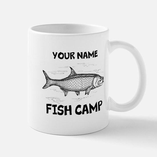 Custom Fish Camp Mug