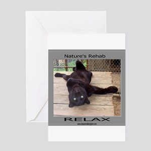 Nature's Rehab Relax Greeting Card