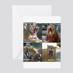 Say Ahhhhh Greeting Card