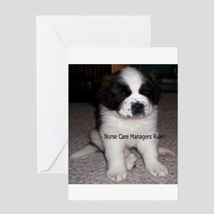 Nurse Care Manager Greeting Card