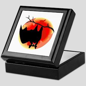 Bat Keepsake Box