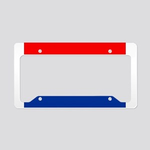 Netherlands License Plate Holder