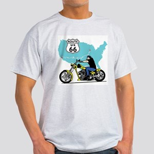 Route 66 Biker Light T-Shirt