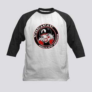 pacific roller derby #2 Kids Baseball Jersey