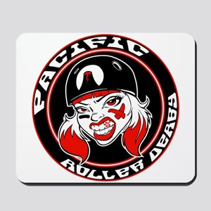 pacific roller derby #2 Mousepad