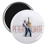 Peter White D1 (color) Magnet