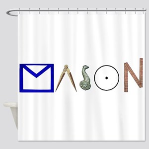 MASON Shower Curtain