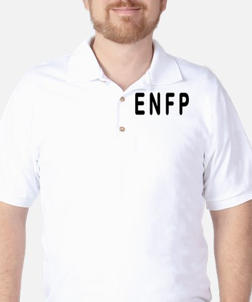 ENFP 2-Sided Golf Shirt