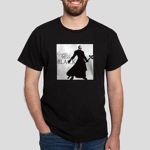 Good Guys Wear Black Dark T-Shirt