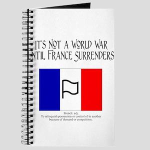 It's Not a World War Until Fr Journal