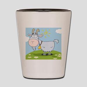Goat Shot Glass
