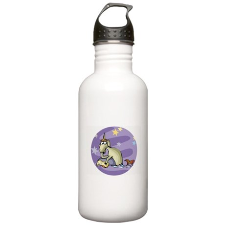 Goat Stainless Water Bottle 1.0L