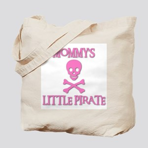 MOMMY'S LITTLE PIRATE Tote Bag