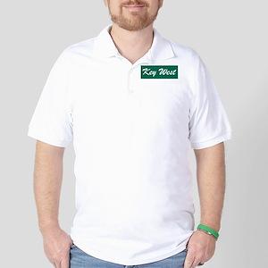 Key West Florida Golf Shirt