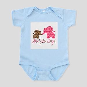 Little Sisiter Angie Infant Bodysuit