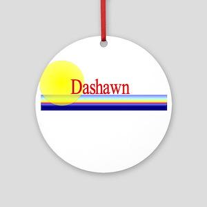 Dashawn Ornament (Round)