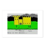 Valhalla Mary is Not Amused Postcards (Package of