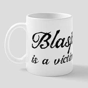 Blasphemy: Victimless Crime Mug