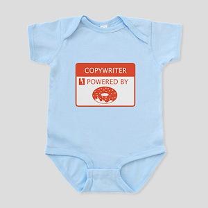 Copywriter Powered By Doughnuts Infant Bodysuit