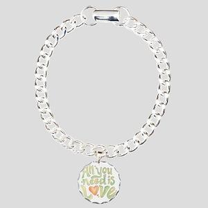 All you need Charm Bracelet, One Charm