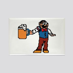 Root Beer Tapper 1983 Rectangle Magnet