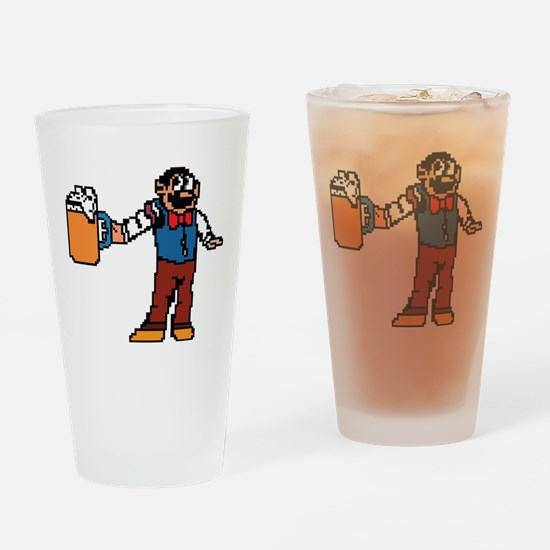 Root Beer Tapper 1983 Drinking Glass