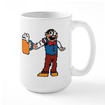 Root Beer Tapper 1983 Large Mug
