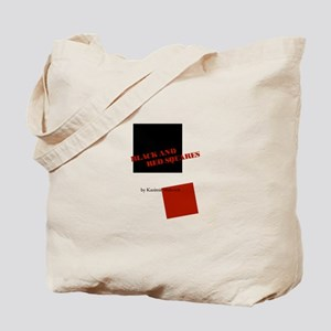 Black And Red Squares by Kazimir Malevich Tote Bag