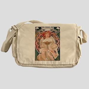 Alphonse Mucha Reverie Messenger Bag