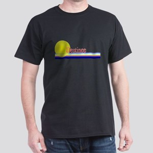 Destinee Black T-Shirt