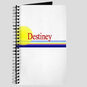 Destiney Journal