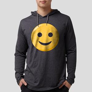 Smiley Face Emoji Mens Hooded Shirt