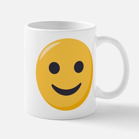 Smiley Face Emoji Mug