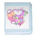 Qiongshan China baby blanket