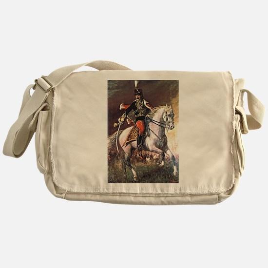 Hussar Messenger Bag