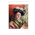 """""""Nadeshiko"""" Postcards (Package of 8)"""