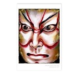 """""""Kabuki No.One"""" Postcards (Package of 8)"""