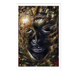 """""""Riberation"""" Postcards (Package of 8)"""