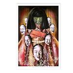 """""""Boukyo-Nostalgia"""" Postcards (Package of"""