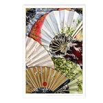 """Flower Garden"" Postcards (Package of 8)"