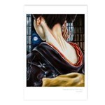 """""""Moon"""" Postcards (Package of 8)"""